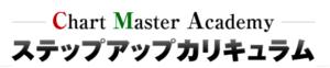 チャートマスターアカデミーのカリュキュラム
