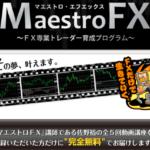 チャートを判断する技術を上げるトレード教材 トレード手法を検証「Maestro FX」