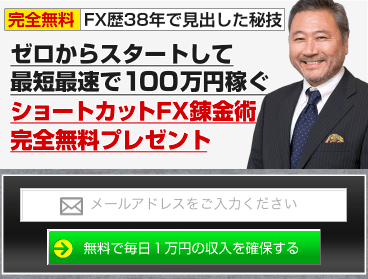 FX極みのメール登録画像