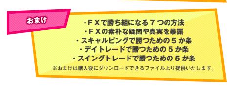 東京オンリーFXのロジック