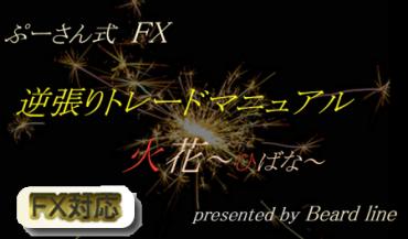 ぷーさん式トレードマニュアル火花のサムネイル