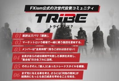 FXism-TRIBEの募集と活動内容