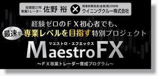 マエストロFXの自分に合ったレベル