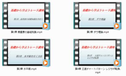 ぷーさん式トレードマニュアル輝の動画の利用方法
