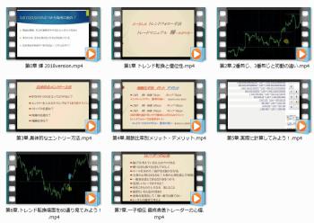 ぷーさん式トレードマニュアル輝の説明動画