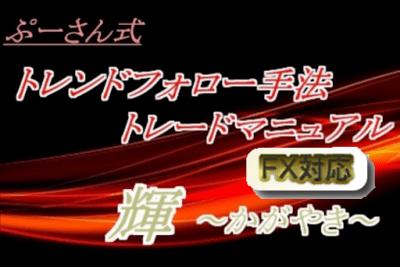 ぷーさん式トレードマニュアル輝のサムネイル