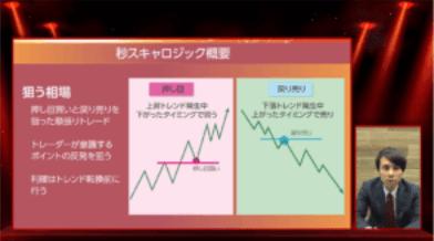 秒速スキャルFX成功の専用ロジック動画
